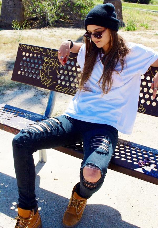 Rebecca's Fashion blog – TomboyFashion